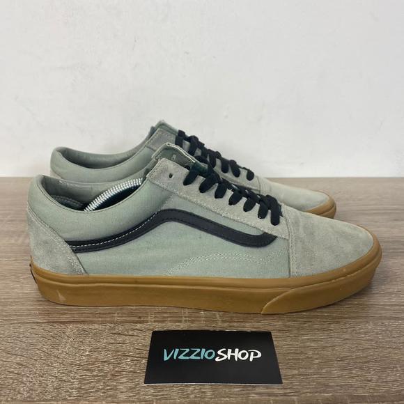 Vans - Low Old Skool - Men's 12 - 721356